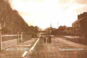 Lough Road at the turn of the century