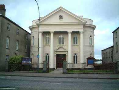 Lurgan 1st Presbyterian in 2002