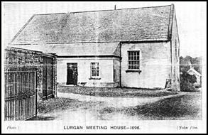 Lurgan Quaker Building 1696