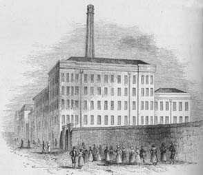 Mulholland's cotton mill