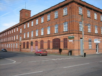 Johnston and Allen Factory