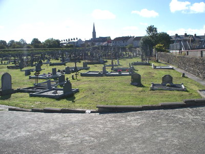 The Dougher Cemetary